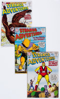 Silver Age (1956-1969):Science Fiction, Strange Adventures Group of 6 (DC, 1960-61).... (Total: 6 ComicBooks)