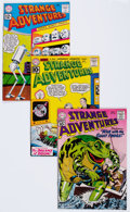 Silver Age (1956-1969):Science Fiction, Strange Adventures Group of 6 (DC, 1961-62).... (Total: 6 ComicBooks)