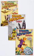 Silver Age (1956-1969):Science Fiction, Strange Adventures Group of 7 (DC, 1962-63).... (Total: 7 ComicBooks)