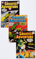 Silver Age (1956-1969):Adventure, My Greatest Adventure Group of 11 (DC, 1958-59).... (Total: 11 Comic Books)