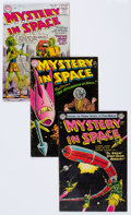 Silver Age (1956-1969):Science Fiction, Mystery in Space Group of 6 (DC, 1954-57).... (Total: 6 Comic Books)