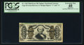 Fractional Currency:Third Issue, Fr. 1332 50¢ Third Issue Spinner PCGS Apparent Extremely Fine 40.. ...