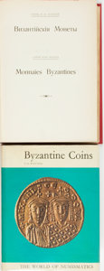 Books:Reference & Bibliography, [Byzantine Coins]. Pair of Books. Various publishers, circa 1912 - 1973. ... (Total: 2 Items)