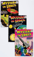 Silver Age (1956-1969):Science Fiction, Mystery in Space Group of 8 (DC, 1958-59).... (Total: 8 Comic Books)