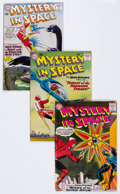 Silver Age (1956-1969):Science Fiction, Mystery in Space Group of 7 (DC, 1959-61).... (Total: 7 ComicBooks)