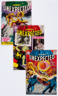 Silver Age (1956-1969):Horror, Tales of the Unexpected Group of 11 (DC, 1957-59).... (Total: 11Comic Books)