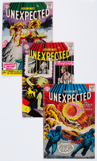 Tales of the Unexpected Group of 11 (DC, 1957-59).... (Total: 11 Comic Books)