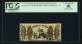 Fractional Currency:Third Issue, Fr. 1373 50¢ Third Issue Justice PCGS Apparent Extremely Fine 40.. ...