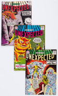 Silver Age (1956-1969):Horror, Tales of the Unexpected Group of 7 (DC, 1960-63).... (Total: 7Comic Books)
