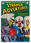 Golden Age (1938-1955):Science Fiction, Strange Adventures #14 (DC, 1951) Condition: FN+....
