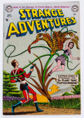Golden Age (1938-1955):Science Fiction, Strange Adventures #44 (DC, 1954) Condition: VF-....