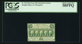 Fractional Currency:First Issue, Fr. 1313 50¢ First Issue PCGS Choice About New 58PPQ.. ...