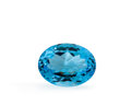 Gems:Faceted, Gemstone: Topaz - 42.15 Ct.. Jos Plateau, Nigeria. 23.94x 18.14 x 11.96 mm. ...