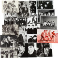 Music Memorabilia:Memorabilia, A Group of Early Beatles Photographs, 1962-1963 (UK)....