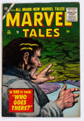 Golden Age (1938-1955):Science Fiction, Marvel Tales #140 (Atlas, 1955) Condition: FN+....