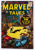 Silver Age (1956-1969):Horror, Marvel Tales #153 (Atlas, 1956) Condition: VG+....