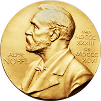 Francis Peyton Rous: Nobel Prize Medal, Diploma, and Related Materials