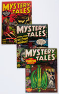Golden Age (1938-1955):Horror, Mystery Tales #1-3 Group (Atlas, 1952) Condition: Average FR....(Total: 3 Comic Books)
