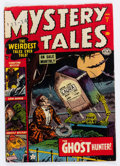 Golden Age (1938-1955):Horror, Mystery Tales #7 (Atlas, 1953) Condition: GD....
