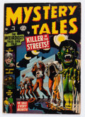 Golden Age (1938-1955):Horror, Mystery Tales #8 (Atlas, 1953) Condition: GD-....