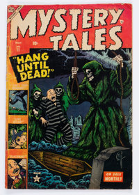 Mystery Tales #11 (Atlas, 1953) Condition: GD