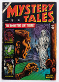 Golden Age (1938-1955):Horror, Mystery Tales #12 (Atlas, 1953) Condition: VG-....