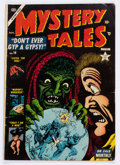 Golden Age (1938-1955):Horror, Mystery Tales #14 (Atlas, 1953) Condition: VG-....