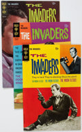 Silver Age (1956-1969):Adventure, The Invaders #2-4 Group (Gold Key, 1968).... (Total: 3 Comic Books)