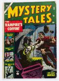 Golden Age (1938-1955):Horror, Mystery Tales #15 (Atlas, 1953) Condition: GD....