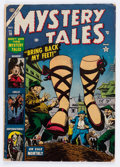 Golden Age (1938-1955):Horror, Mystery Tales #16 (Atlas, 1953) Condition: VG....