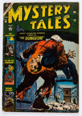 Golden Age (1938-1955):Horror, Mystery Tales #18 (Atlas, 1954) Condition: GD/VG....