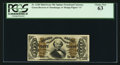 Fractional Currency:Third Issue, Fr. 1338 50¢ Third Issue Spinner PCGS Choice New 63.. ...