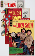 Silver Age (1956-1969):Miscellaneous, The Lucy Show #2-5 Group (Gold Key, 1963-64) Condition: AverageVF.... (Total: 4 Comic Books)