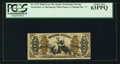 Fractional Currency:Third Issue, Fr. 1372 50¢ Third Issue Justice PCGS Choice New 63PPQ.. ...