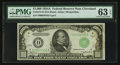 Small Size:Federal Reserve Notes, Fr. 2212-D $1,000 1934A Federal Reserve Note. PMG Choice Uncirculated 63 EPQ.. ...