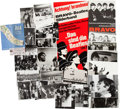 Music Memorabilia:Memorabilia, A Collection of Beatles Items from the Bravo- Beatles -Blitztournee (Germany, 1966 and later)....