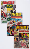 Silver Age (1956-1969):Superhero, The Avengers Group of 15 (Marvel, 1964-74) Condition: Average VG.... (Total: 15 Comic Books)