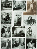 Books:Photography, [Photographers]. [F. W. Guerin]. Archive of Approximately Twenty-Seven Photographic Reprints Depicting Works by St. Louis Stud...