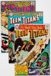 Teen Titans #1-43 Complete Run Group (DC, 1966-73).... (Total: 43 Comic Books)