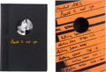 Music Memorabilia:Autographs and Signed Items, The Rolling Stones Pleased To Meet You Deluxe LimitedEdition Book #931/1750 (Genesis Publications, 1999)....