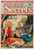 Golden Age (1938-1955):Romance, Diary Secrets #16 (St. John, 1953) Condition: FN+....