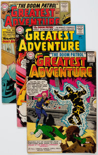 My Greatest Adventure #80 and 82-85 Group (DC, 1963-64) Condition: Average GD/VG.... (Total: 6 Comic Books)