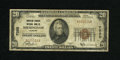 National Bank Notes:Alabama, Birmingham, AL - $20 1929 Ty. 1 American-Traders NB Ch. # 7020. This is the first time that we have offered this denomi...
