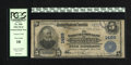 "National Bank Notes:Maryland, Baltimore, MD - $5 1902 Plain Back Fr. 598 The National Union Bankof Maryland at Baltimore Ch. # 1489. ""Maryland At Bal..."