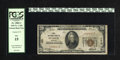 National Bank Notes:Missouri, Saint Louis, MO - $20 1929 Ty. 1 The Third NB Ch. # 170. CashierC.L. Allen's signature is also found on Series 1902 not...