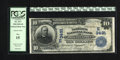 National Bank Notes:Pennsylvania, Philadelphia, PA - $10 1902 Date Back Fr. 617 The Northwestern NBCh. # (E)3491. This is one of 14 Large in the Kelly ce...