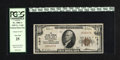 National Bank Notes:Virginia, Roanoke, VA - $10 1929 Ty. 1 The Colonial-American NB Ch. # 11817.Officers are Geo. N. Dickinson and E.W. Tinsley. P...