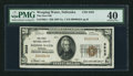 National Bank Notes:Nebraska, Weeping Water, NE - $20 1929 Ty. 1 The First NB Ch. # 3523. ...