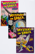 Silver Age (1956-1969):Science Fiction, Mystery in Space Group of 6 (DC, 1957-58).... (Total: 6 Comic Books)