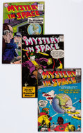 Silver Age (1956-1969):Science Fiction, Mystery in Space Group of 4 (DC, 1958-59).... (Total: 4 ComicBooks)